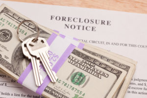 foreclosure sell cash
